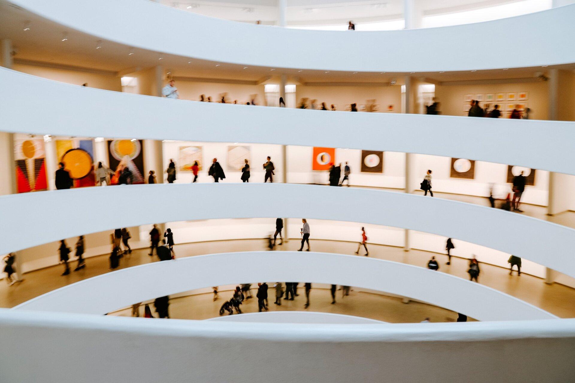 Guggenheim Inside