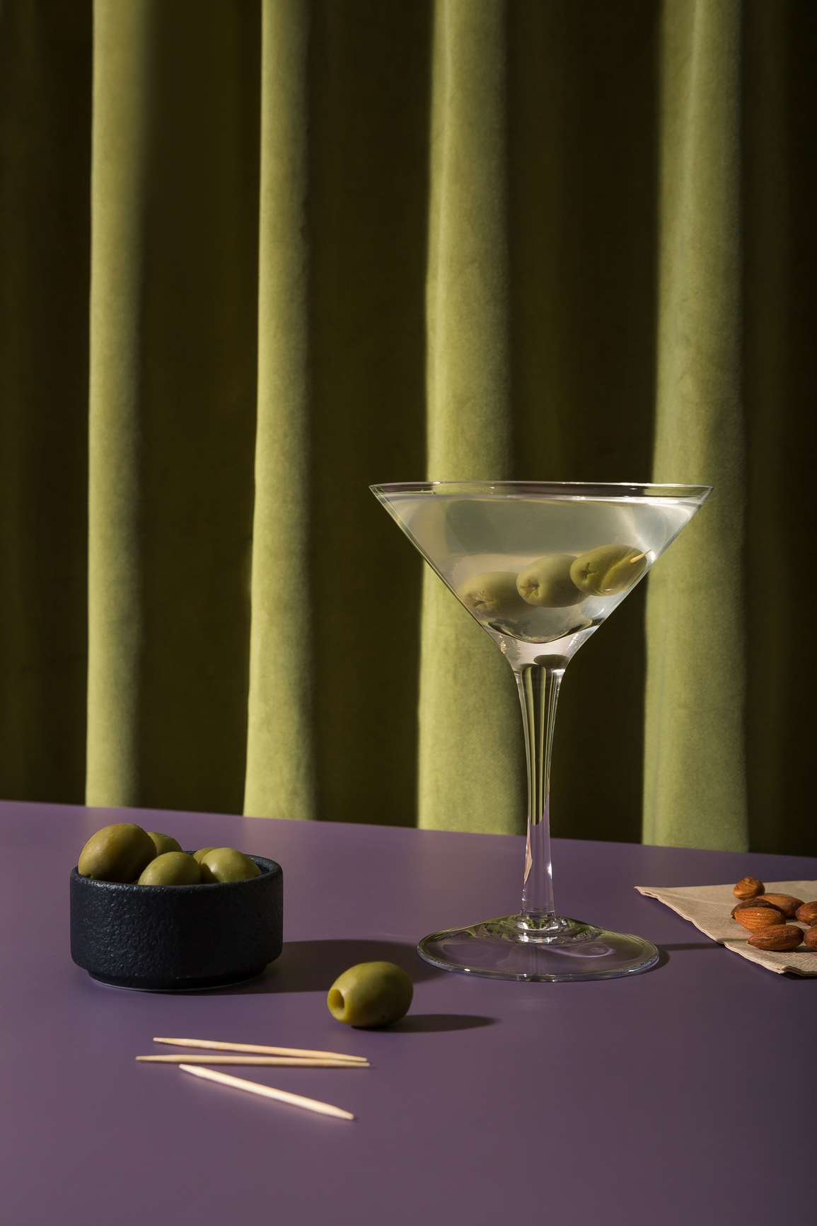 Harry's Bar New York Martini
